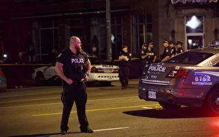 多倫多槍擊案2死12傷 警方不排除恐攻