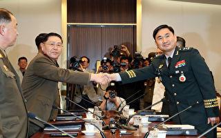 朝鮮高調會晤韓國將軍 背地卻造導彈 被抓包