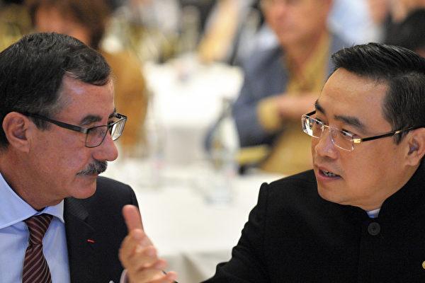 海航集团董事长王健于当地时间3日在法国意外跌亡,轰动海内外。(Getty Images)