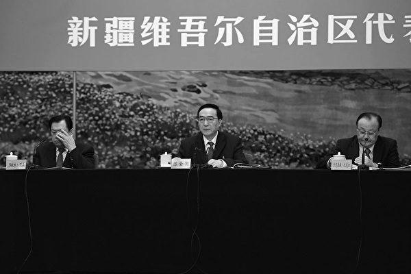 中共迫害人权 美官员吁制裁新疆书记