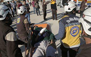 敘800民間救援成員逃出戰區 安全抵達約旦