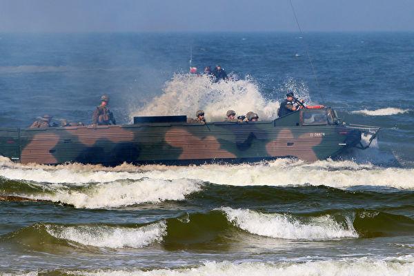 25国夏威夷军演 中共被踢出局 派间谍船偷窥