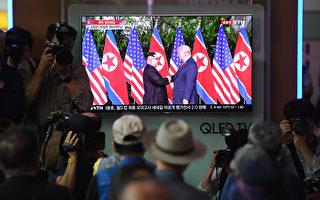 韩媒:川普致信金正恩 幕僚在板门店转交