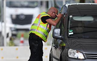 德巴伐利亞州邊境警察正式開工 國道也檢查