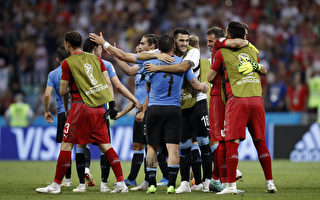 C羅啞火孤掌難鳴 葡萄牙1:2負烏拉圭