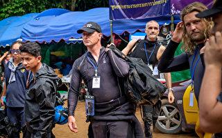 幕后英雄讲述的故事:泰国洞穴救援历险记