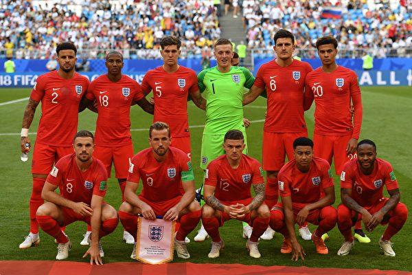 英格兰2:0胜瑞典 28年来首次晋级半决赛