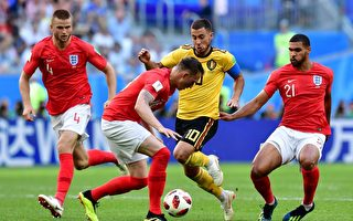 比利时2比0击败英格兰 拿下队史最佳季军