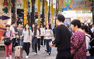 觀光客最愛台北景點 西門町首度躋身第3名