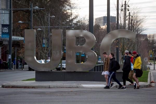 图:2年前遭一名患精神病的留学生割喉的受害女生Mary Hare在诉状中称,UBC学生宿舍的安全防范措施存在过失。(加通社)