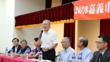 嘉义市调查站主任宋乐怡表示,查察贿选是调查局的法定职责,一贯的工作重点,行政中立不分党派,绝对杜绝贿选。