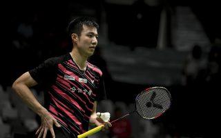 羽球世錦賽 王子維逆轉勝晉級32強