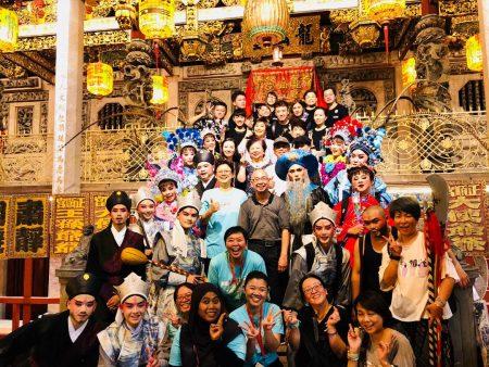 """""""唐美云歌仔戏""""团受邀到马来西亚演出。"""