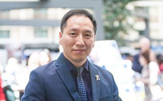 杨承志宣布竞选旧金山湾区门洛帕克市议员