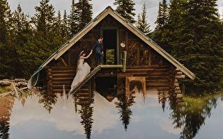 婚纱摄影师这样用手机 零成本无PS 效果梦幻
