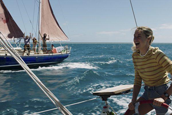 《我願意》男女主角挑戰每日12小時海上拍攝