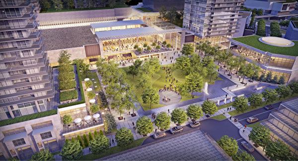 公共设施方面,SHAPE更是不遗余力,致力于为住户提供健康绿色和丰富多彩的生活设施。