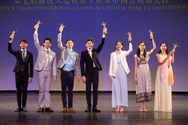 兩屆金獎得主連旭:自然之美化作古典舞姿