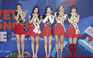 Red Velvet公演中Joy肩痛離場 待回國檢查