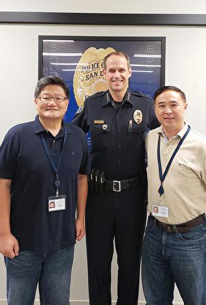 圣地亚哥华裔首次参与市警务审查委员会
