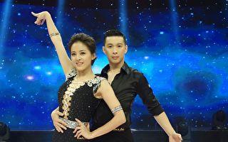 八點檔女星挑戰國標舞 蘇晏霈苦練身段獲讚