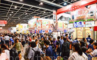 香港美食博覽開幕商家盼生意升一成