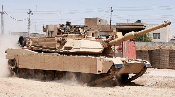 对美采购M1A2战车 台国防部编入明年预算
