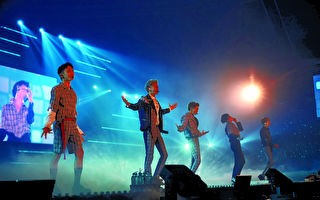 SHINee五人齐聚演唱会DVD及日本单曲本周发行