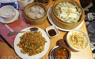 蕎麥茶配炒飯 驚喜的上海菜
