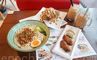 沙田新开台式餐厅 花生厚多士物超所值