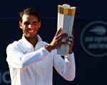 罗杰斯杯网赛 纳达尔终结黑马 四次登顶