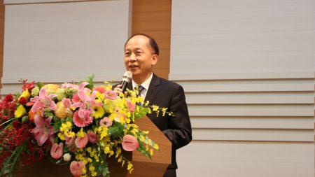 嘉義市工業會理事長孔德偉表示,希望持續加強產學合作