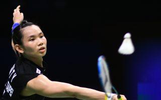 羽球世锦赛 戴资颖31连胜破纪录