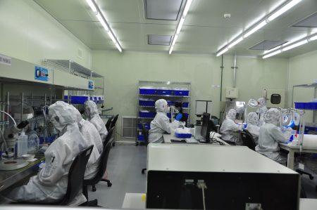 應用奈米醫材科技廠房