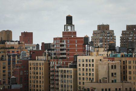 """业内人士称,目前纽约房地产市场已经进入""""冷冻期""""。"""