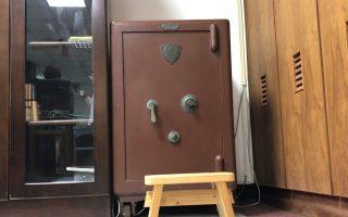 揭開北門國小百年保險箱 日本電視台挑戰成功