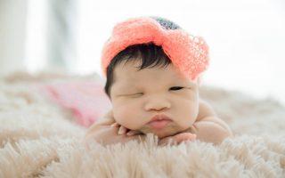 妇幼医院提供宝宝免费写真  留下珍贵记录