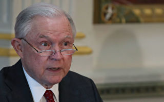 美司法部長發強音 誓言保護信仰自由