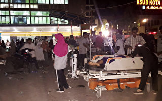 印尼发生6.9级地震 死亡人数增至91人