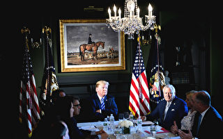 川普与5州长探讨监狱改革 从改变人心入手