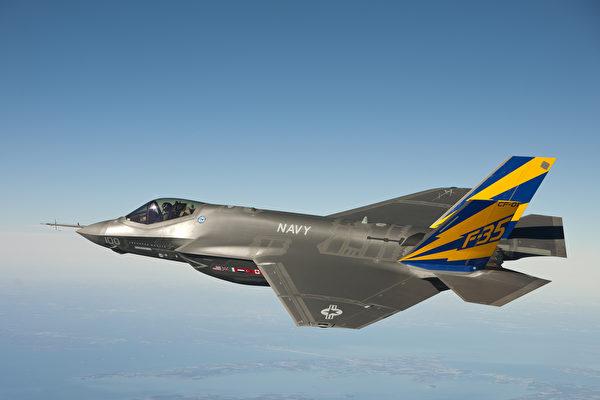 美加速人工智能應用 提升F-35戰機作戰力