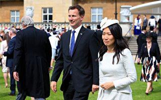 英新外相口误 将中国籍妻子说成是日本人