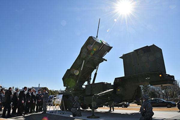 日本國防預算達史上最高 防朝鮮導彈威脅