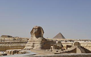 埃及发现新的狮身人面像
