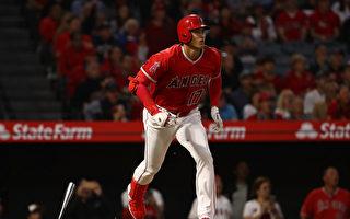 大谷翔平ShoTime 击出MLB生涯首次双响炮