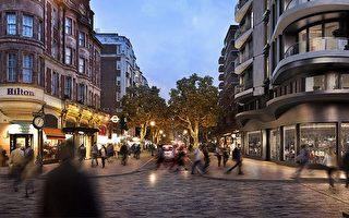 伦敦新地标大厦:跟威廉哈里王子做邻居