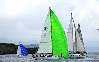 台湾国际帆船交流赛 澳洲队伍夺得冠军