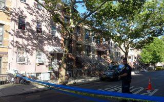 纽约布碌崙六大道惊爆血案 邻近华社担忧