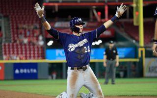 叶立奇缴完全打击 MLB本季第二人