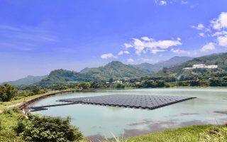 台灣古典詩:民生與電力